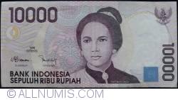 Image #1 of 10000 Rupiah 1998/2001
