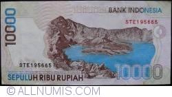 Image #2 of 10000 Rupiah 1998/2001