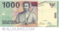 Image #1 of 1000 Rupiah 2000/2001