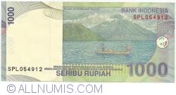 Image #2 of 1000 Rupiah 2000/2001