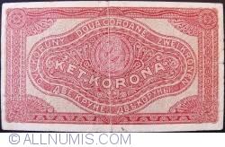 Imaginea #2 a 2 Coroane 1920 (1. I.) - Serie Tip 0aa000 * 000000