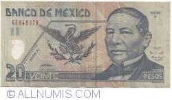 Image #1 of 20 Pesos 2005 (9. XI.)