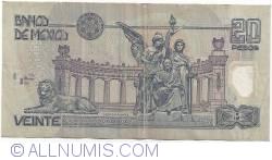 Image #2 of 20 Pesos 2005 (9. XI.)