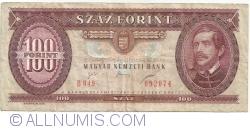Imaginea #1 a 100 Forint 1995 (20. XII.)