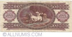 Imaginea #2 a 100 Forint 1995 (20. XII.)