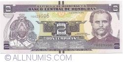 Image #1 of 2 Lempiras 2012 (1. III.)