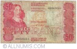 Imaginea #1 a 50 Rand ND (1990)