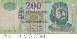 Imaginea #1 a 200 Forint 2002