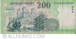 Imaginea #2 a 200 Forint 2002