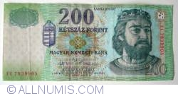 Imaginea #1 a 200 Forint 2007