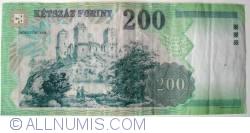 Imaginea #2 a 200 Forint 2007
