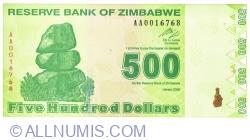 Imaginea #1 a 500 Dolari 2009