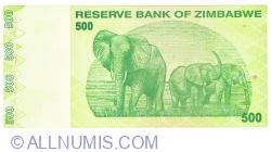 Imaginea #2 a 500 Dolari 2009