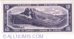 Image #2 of 10 Dollars 1954
