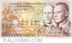 100 Francs 1981 (8. III.)