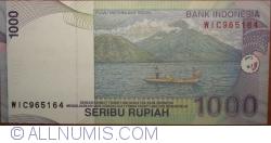 Image #2 of 1000 Rupiah 2000/2008