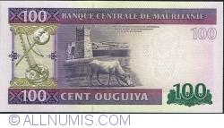 Imaginea #2 a 100 Ouguiya 2011 (28. XI.)