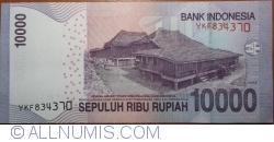 Image #2 of 10 000 Rupiah 2013