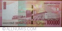Image #2 of 100 000 Rupiah 2004/2014