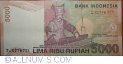 Image #2 of 5000 Rupiah 2014