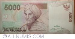 Image #1 of 5000 Rupiah 2014