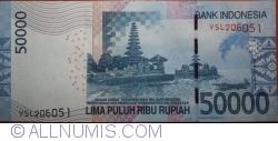Image #2 of 50 000 Rupiah 2004/2014