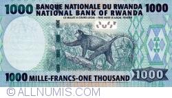 Imaginea #2 a 1000 Francs 2004 (1. VII.)
