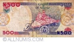 Imaginea #2 a 500 Naira 2005