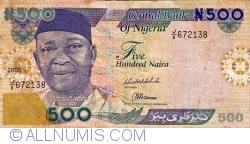 Imaginea #1 a 500 Naira 2005