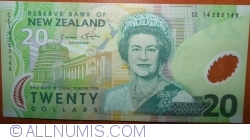 Image #1 of 20 Dollars (20)14