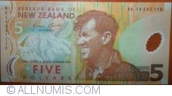 Image #1 of 5 Dollars (20)14