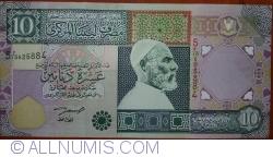 Imaginea #1 a 10 Dinari ND (2002)