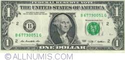 Image #1 of 1 Dollar 2009 - B