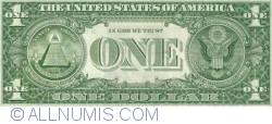 Image #2 of 1 Dollar 2009 - B