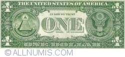 1 Dollar 2009 - C