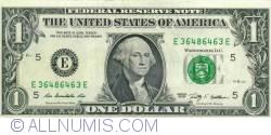 1 Dollar 2009 - E