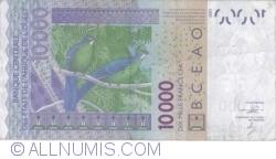 Imaginea #2 a 10 000 Francs 2003/2013