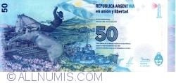 Imaginea #2 a 50 Pesos ND (2015)