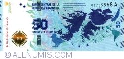 Imaginea #1 a 50 Pesos ND (2015)