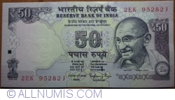 Image #1 of 50 Rupees 2015