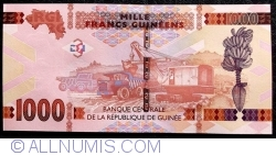 Image #2 of 1000 Francs 2015