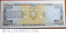 Imaginea #2 a 20 000 Sucres 1999 (12 VII)