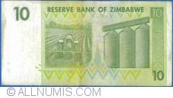 Imaginea #2 a 10 Dolari 2007 (1. VIII.)