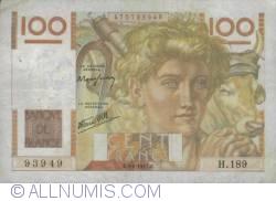 100 Francs 1947 (9. I.)