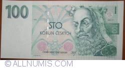 Imaginea #1 a 100 Korun 1993