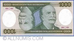1000 Cruzeiros ND (1984)