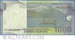Image #2 of 1000 Rupiah 2011