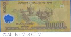 Image #2 of 10,000 Ðồng (20)08