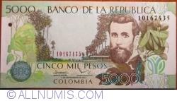 Imaginea #1 a 5000 Pesos 2013 (2. IX.)