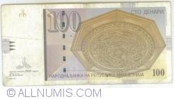 Imaginea #1 a 100 Denari (Денари) 2002 (I.)